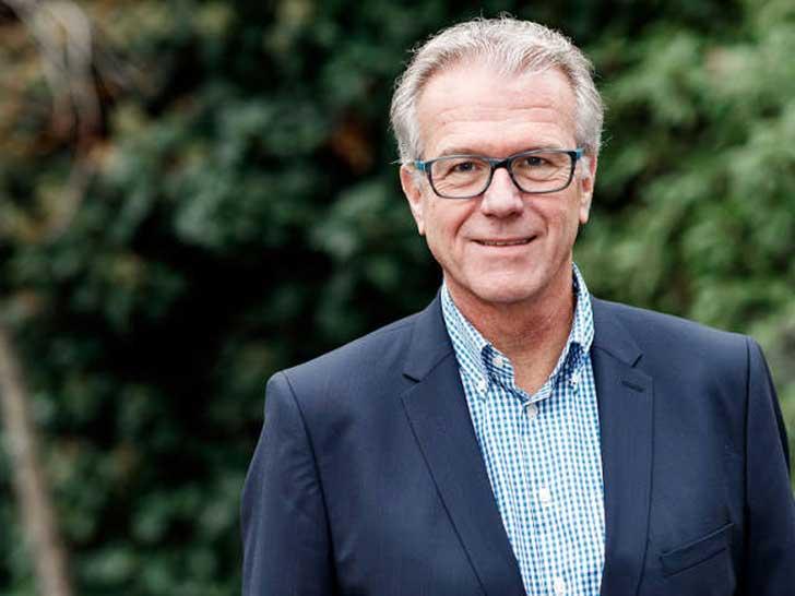 Hanspeter Pfister neuer EVB BauPunkt Beiratsvorsitzender