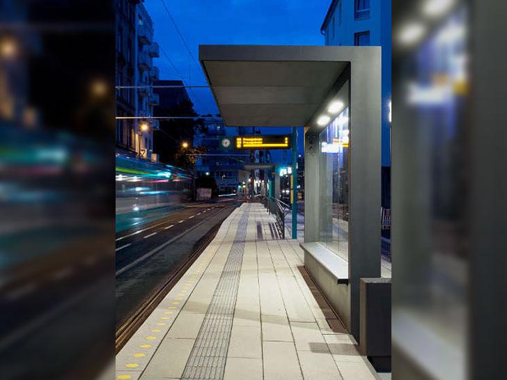 Hochbahnsteig