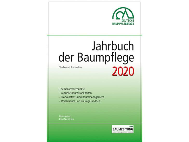Das Jahrbuch der Baumpflege 2021 erscheint als Jubiläumsausgabe