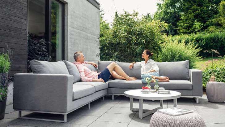 Outdoor-Sofa
