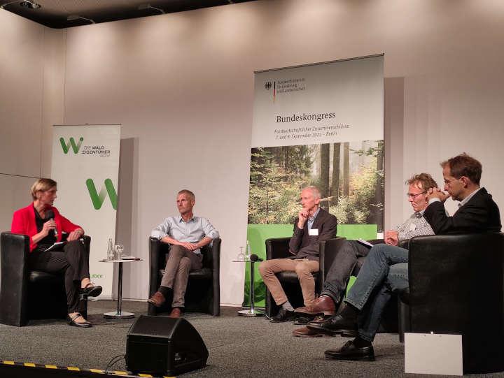 Von der Marwitz: Neue Perspektiven für den Kleinprivatwald