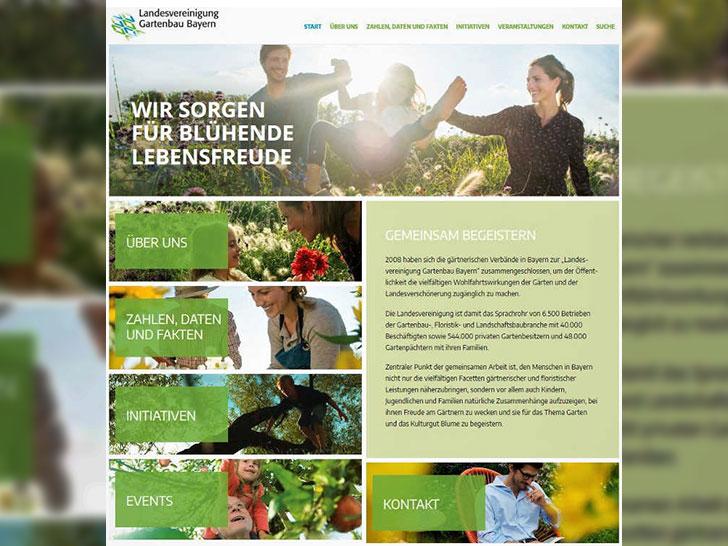 Gartenbau Bayern