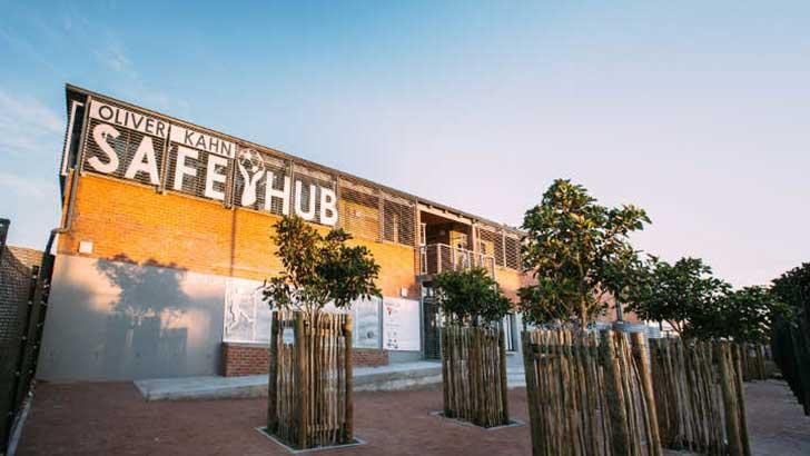Höfer Gartenbau engagiert sich in Kapstadt
