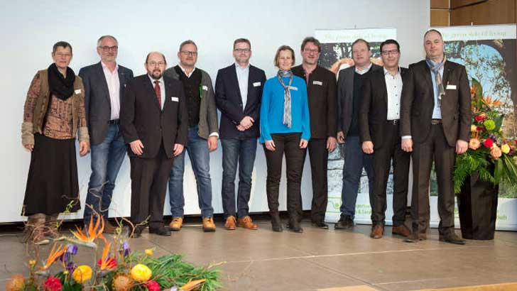 Präsidium des VGL Bayern