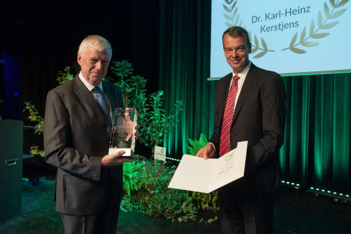 BGL verleiht Silberne Landschaft- höchste Auszeichnung für Nicht-Mitglieder