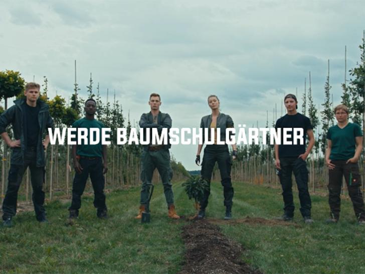 Start der neuen Ausbildungskampagne des Bunds deutscher Baumschulen e.V.