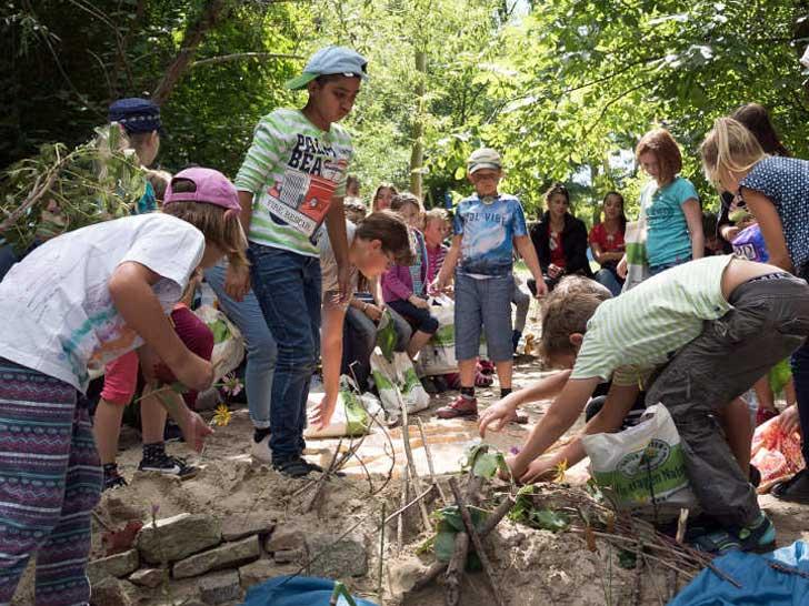 """Wettbewerb für Schülerinnen und Schüler: """"Garten ist Klasse!"""""""