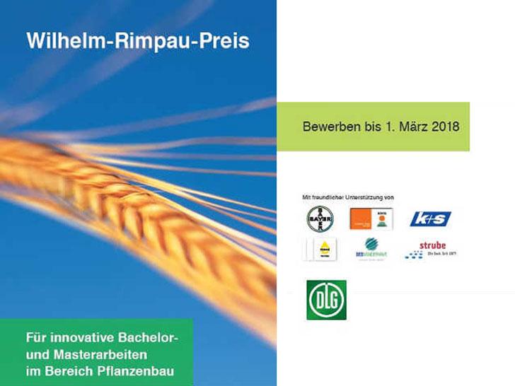 Wilhelm-Rimpau-Preis