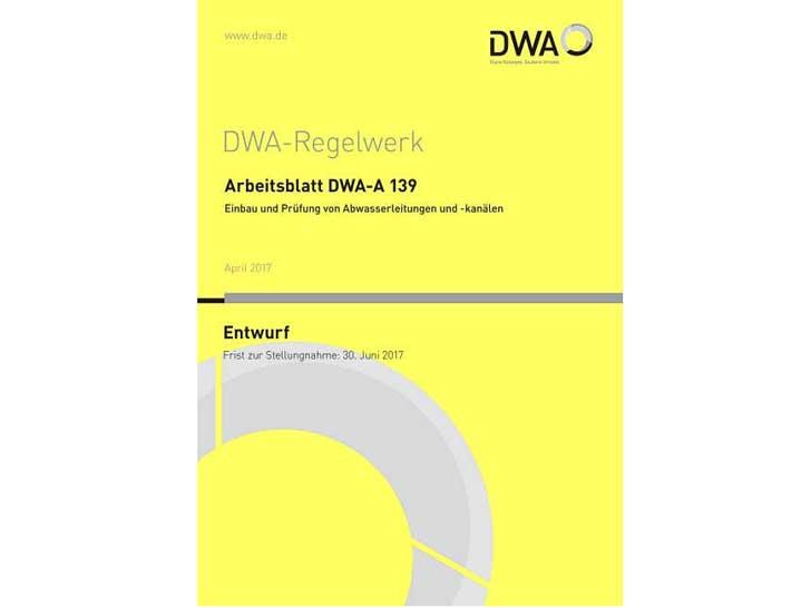 Arbeitsblatt DWA-A 139