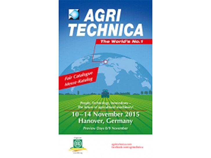 Agritechnica Katalog