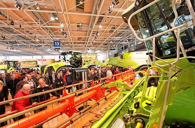 Fachmesse für Landtechnik