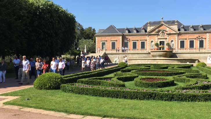 Führende Züchter im Zierpflanzenbau trafen sich in Barcelona
