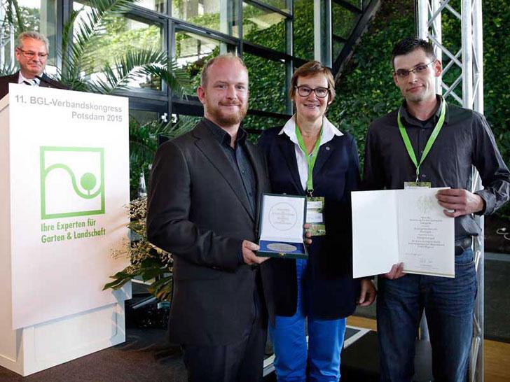 BGL-Preis 2015