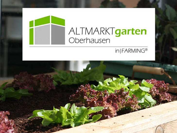 Altmarktgarten in Oberhausen