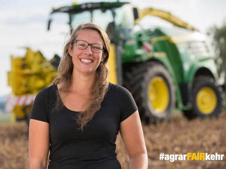 Verkehrssicherheitskampagne #agrarFAIRkehr – Dritter Film warnt vor Unfallgefahren in der Maisernte