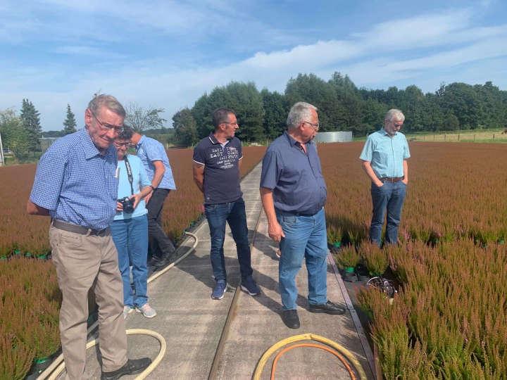 Azerca-Züchtungsausschuss sieht Chancen in Mycorrhiza-Forschung - Diskussion mit Experten in Geldern