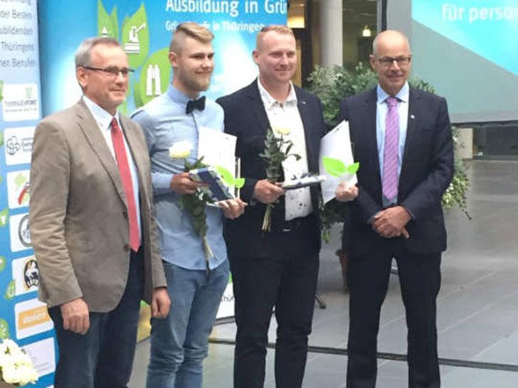 Thüringens beste Azubis 2019