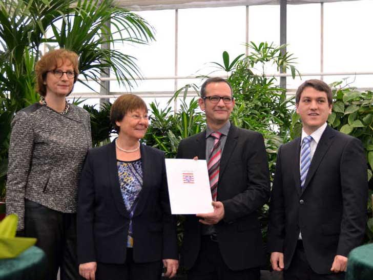 BAUMHAUS GmbH Wiesbaden ist neues Mitglied der Umweltallianz Hessen
