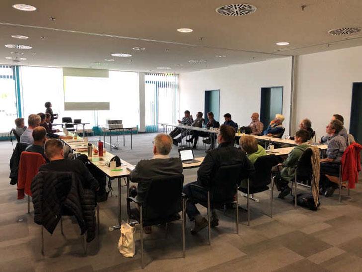 Interessenvertretung Deutsche Baumpflege (IDB) tagte in Augsburg