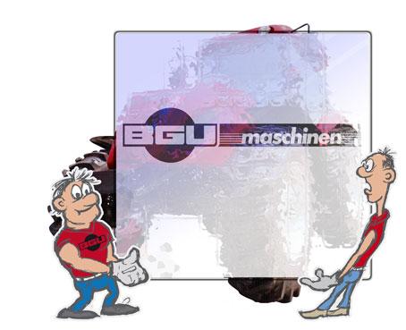 Südharzer-BGU-Traktoren
