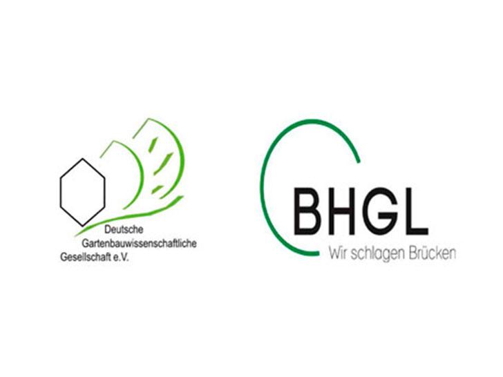 BHGL und DGG Logo