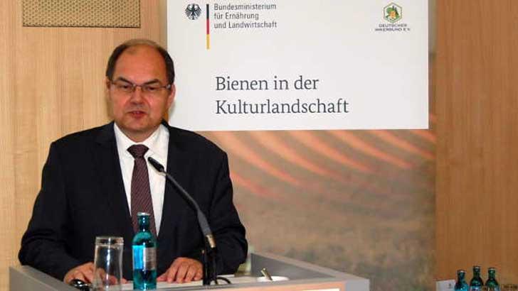 Bundesminister Schmidt