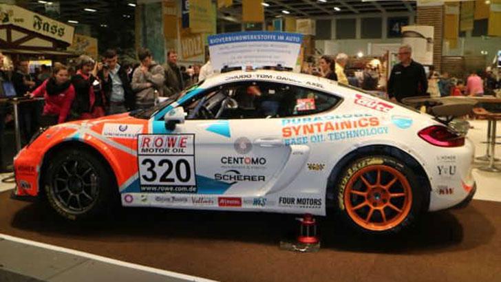 Porsche-Rennwagen