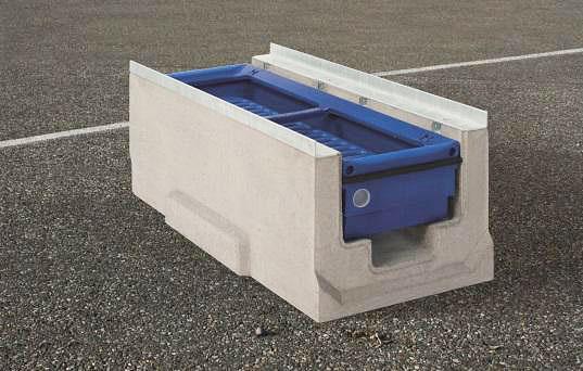 Birco-Rinnen-Entwässerung
