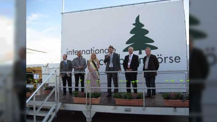 Internationale Weihnachtsbaumbörse