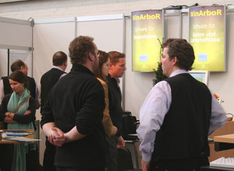 WinArboR Messestand