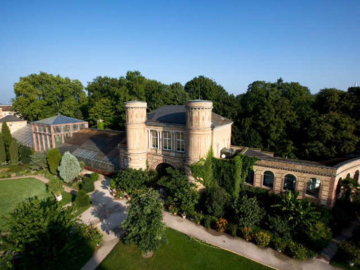 Botanischer Garten Karlsruhe