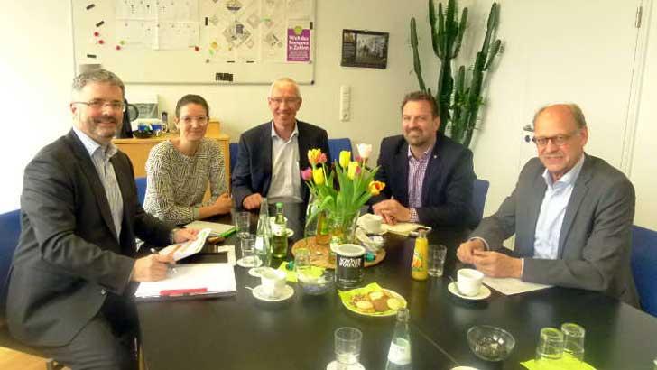 Treffen Branchenverbände