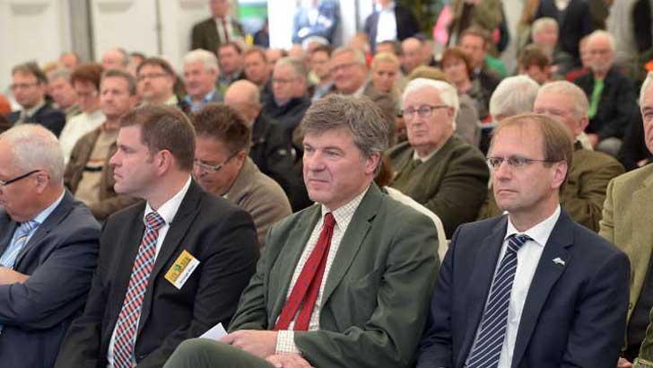 Das 12. Briloner Waldsymposium im Rahmen der DLG-Waldtage