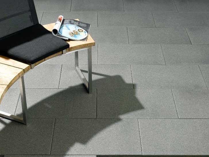 Terrassenplatte Brissand