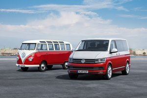 sechste Generation VW-Transporter