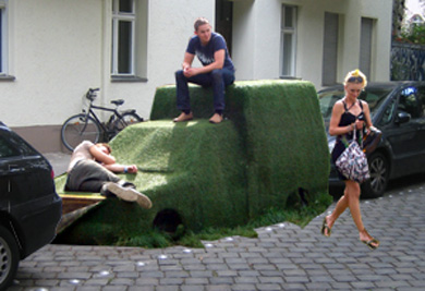 grün und mobil