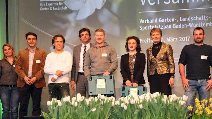 Landschaftsgärtner-Cup