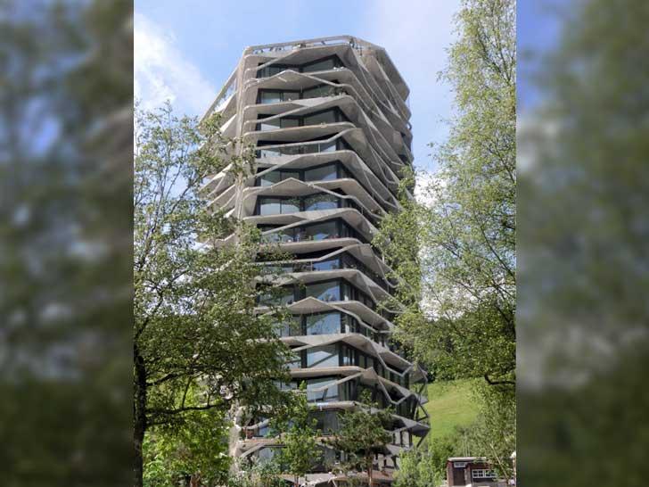 Carl-Stahl-Fassadenbegrünung
