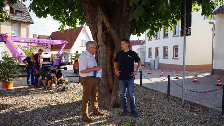 Jan Deboy und Eiko Leitsch