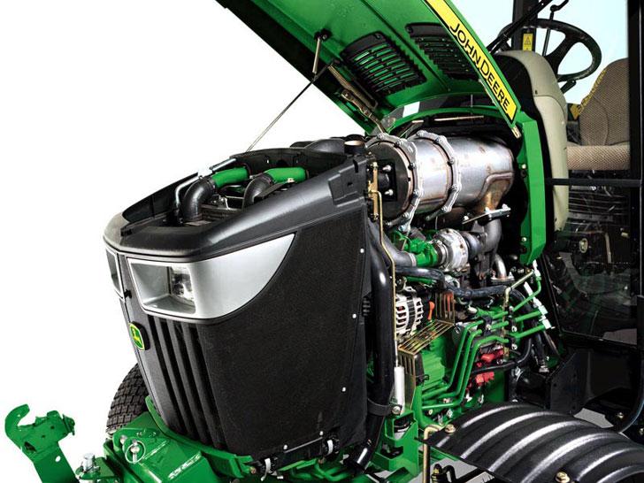 John Deere Kompakttraktoren