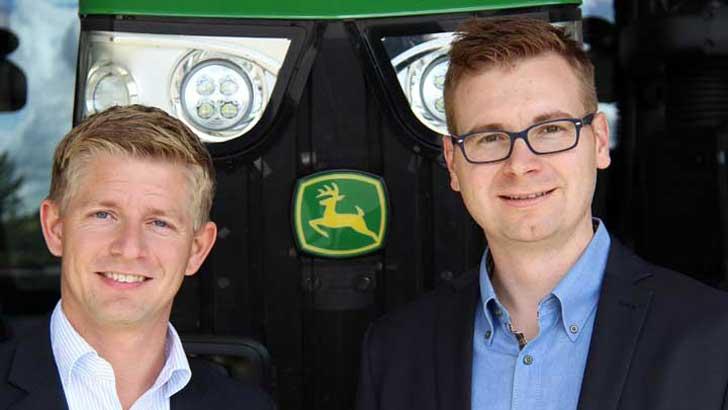 Stephan Franke und Timm Nelke