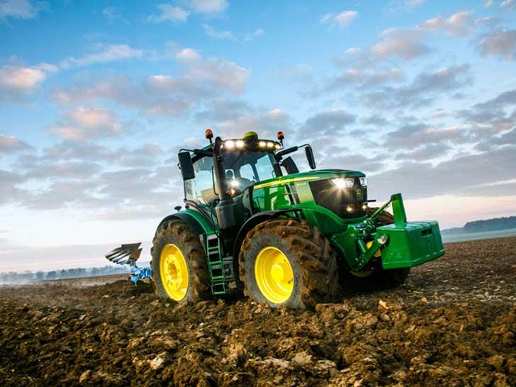 Deere-Traktor 6R-Serie