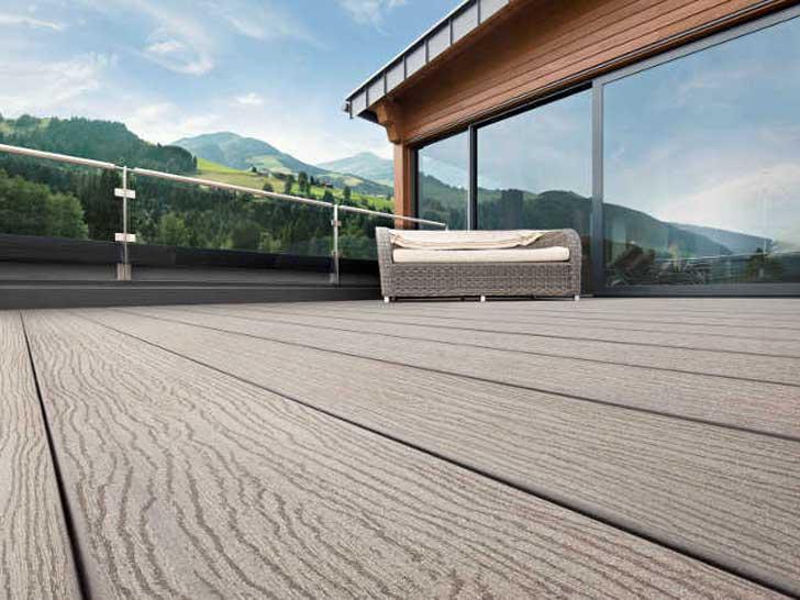 Holz-Polymer-Werkstoffe