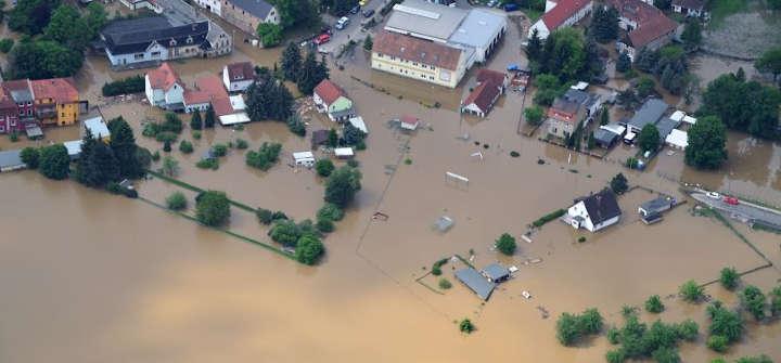 Drei-Punkte-Plan für Klimaanpassung in Kommunen