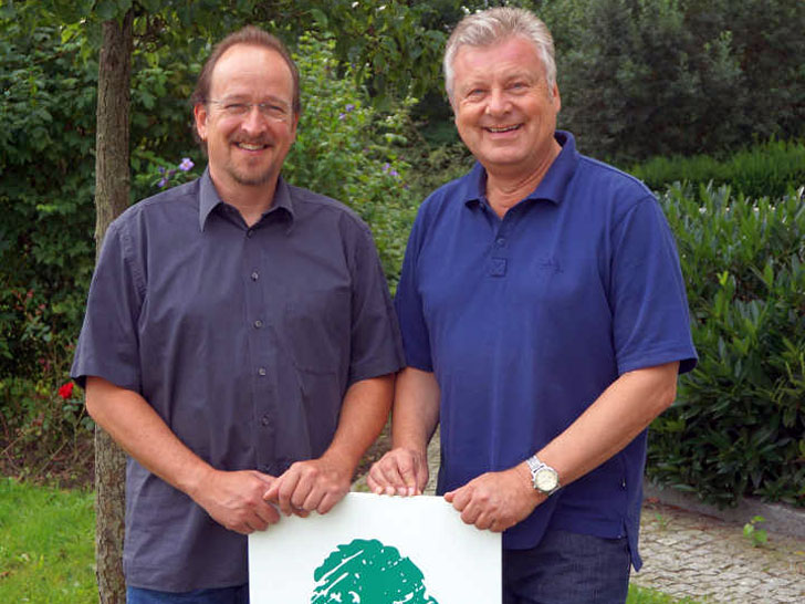 Dirk Dujesiefken und Dr. Horst Stobbe