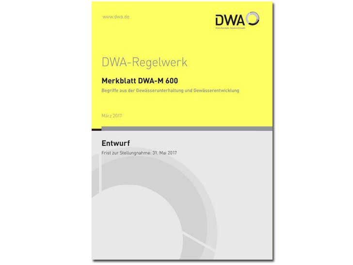 Merkblatt DWA-M 600