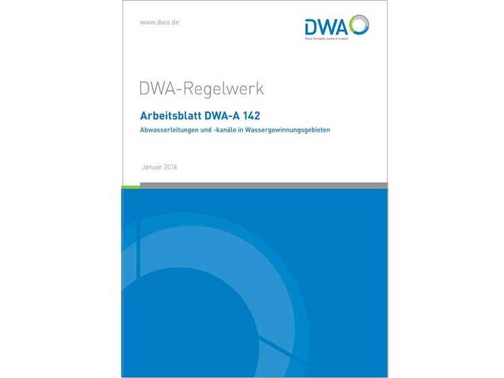 Arbeitsblatt DWA-A 142