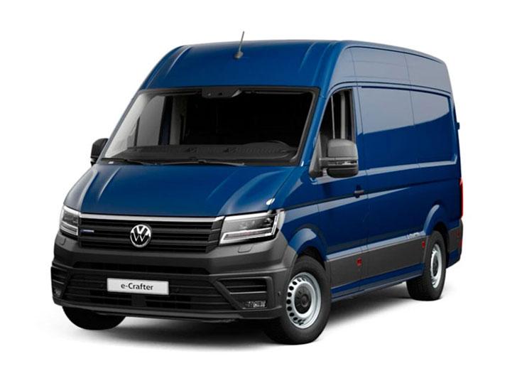 e-Crafter von Volkswagen