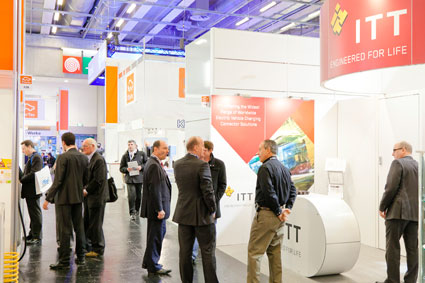 Messe eCarTec 2012