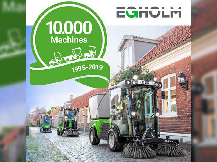 Egholm-Maschine